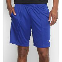 Short Adidas 3S Masculino - Masculino-Pink+Branco