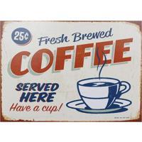 Quadro Fresh Brewed Coffee Fullway 70X50