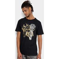 Camiseta Ecko Estampada Wild Life Masculina - Masculino