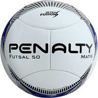 73a8d0880b4bb Bola De Futsal Penalty Matís 50 Ultra Fusion - 520185 - Unissex