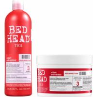 Kit Shampoo E Máscara Tigi Haircare Resurrection (750Ml E 200G)