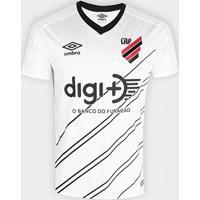 Camisa Athletico Paranaense Ii 19/20 S/N° Torcedor Umbro Masculina - Masculino
