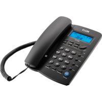Telefone Com Fio E Identificador De Chamada Tcf 3000 - Elgin - Preto