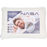 Travesseiro Duoflex Nasa Molas Branco