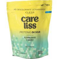 Pó Descolorante Care Liss Refil Proteínas Da Soja 300G