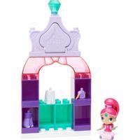 Playset Mega Bloks - Shimmer E Shine - Guarda-Roupa Da Shimmer - Mattel - Feminino-Incolor