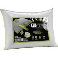 Travesseiro Airflow- Branco- 70X50Cm- Altenburgaltenburg