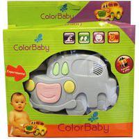Brinquedo Musical Color Baby Carrinho Azul