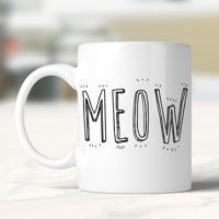 Caneca Meow