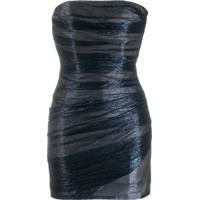 Dsquared2 Vestido Slim - Azul