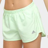 Short Adidas M20 Feminino - Feminino-Verde
