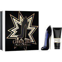 Kit Carolina Herrera Good Girl Eau De Parfum 80Ml + Body Lotion 100Ml Feminino - 1 Unidade Único