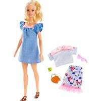 Barbie Fashionista Sweet Bloom - Mattel - Tricae