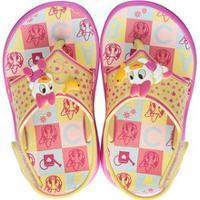 Sandália Infantil Margarida Baby Grendene Kids 21671
