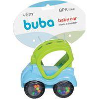 Carrinho Baby Car Com Chocalho Buba 5840