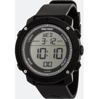 Relógio Masculino Mormaii Mo0700Aa 8P Digital 10Atm
