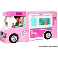 Boneca Barbie Trailer Dos Sonhos