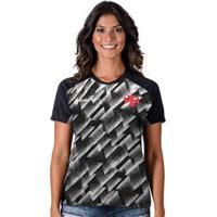 Camisa Do Vasco Da Gama Upper Feminina - Feminino