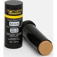 Base Tonalizante Facial Control Derm Stick Fps 75- Bege