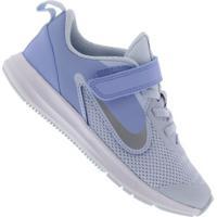 Tênis Nike Downshifter 9 Feminino - Infantil - Azul Claro
