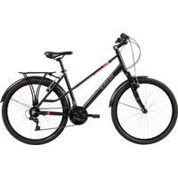 Bicicleta Mobilidade Caloi Urbam Aro 26 Preto