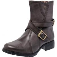 Bota Mega Boots 3010 Marrom