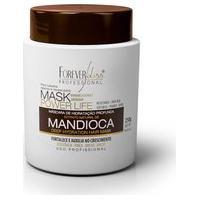 Máscara Hidratante De Mandioca Power Life Forever Liss 250G