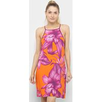 Vestido Tricats Tropical - Feminino-Estampado