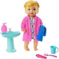 Boneca Little Mommy Hora De Dormir Com Acessórios - Feminino-Colorido