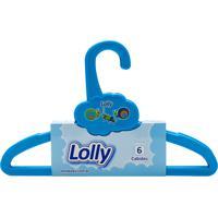 Kit Cabides Zoo Lolly Baby Azul.