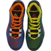 Tênis Nike Zoom Freak 1 Multi - Masculino - Laranja/Preto