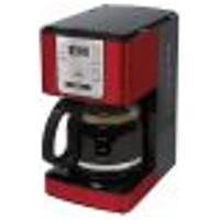 Cafeteira Elétrica Programável 1.8L 36 Xícaras Oster 4401Rd Vermelha 220V