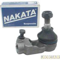 Terminal De Direção - Nakata - Astra 1995 Até 1996-Ipanema/Kadett - 1989 Até 1998 - Monza 1982 Até 1996 - Lado Do Passageiro - Cada (Unidade) - N331
