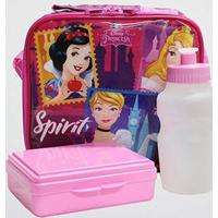 Lancheira Térmica Infantil Dermiwil Soft Princesas - Feminino-Pink