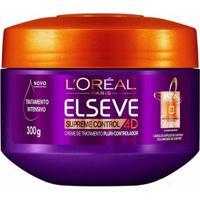 L'Oréal Paris Elseve Supreme Control 4D Creme De Tratamento 300G - Unissex-Incolor