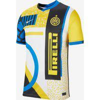 Camisa Nike Inter De Milão Iv 2020/21 Torcedor Pro Masculina