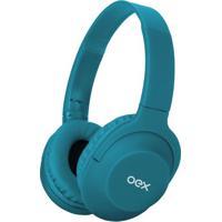 Headset Flow- Azul- 19,5X16X8Cm- P2- Newexnewex