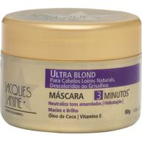 Máscara Ultra Blond- 80G- Jacques Janinejacques Janine