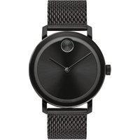 Relógio Movado Masculino Aço Preto - 3600562