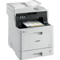 Impressora Multifuncional Brother Mfcl8610Cdw 127V Laser Colorida