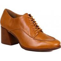 Sapato Loucos E Santos Oxford Salto Grosso