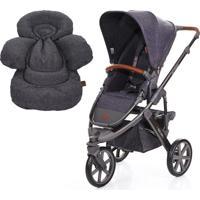 Carrinho De Bebê Abc Design Salsa 3 + Confort Seat Liner Style Street - Tricae