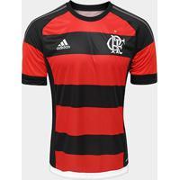 Camisa Adidas Flamengo I 15/16 S/Nº - Masculino