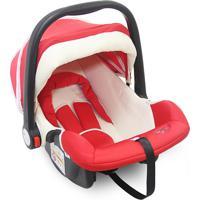 Bebê Conforto 0 A 13 Cadeirinha Inmetro Baby Style Vermelho