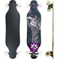 Skate Longboard Speed9 Montado Profissional Pgs - Nintendo - Unissex