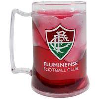 Caneca Gel Fluminense Escudo Bordô