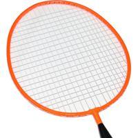 Kit Badminton Infantil Winmax Wmy02021Z2 Laranja