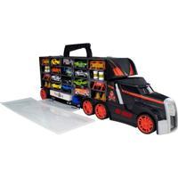 Truck Box Com Mini Veículos - Fastalane - New Toys