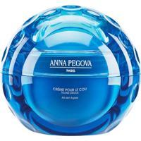Creme Hidratante Anti-Idade Para Colo E Pescoço Anna Pegova - 40Ml - Unissex