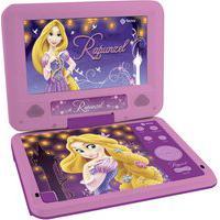 Dvd Player Portátil - Rapunzel - Tectoy